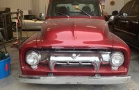 1954 Ford F100 2WD Regular Cab for sale 101217700