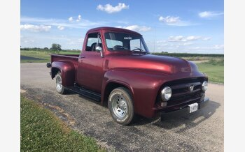 1954 Ford F100 2WD Regular Cab for sale 101267502
