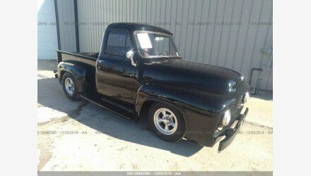 1954 Ford F100 for sale 101269379