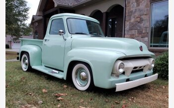 1954 Ford F100 2WD Regular Cab for sale 101285815