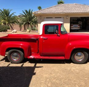 1954 Ford F100 2WD Regular Cab for sale 101324686