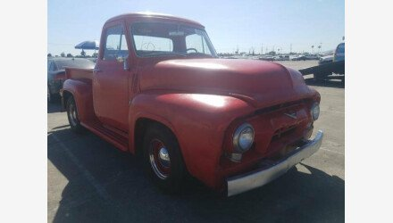 1954 Ford F100 for sale 101334660