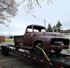 1954 Ford F100 2WD Regular Cab for sale 101402148