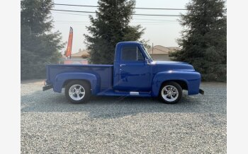 1954 Ford F100 2WD Regular Cab for sale 101613282