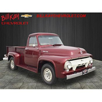 1954 Ford F250 for sale 101402780