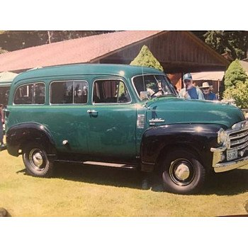 1954 GMC Suburban for sale 100952535