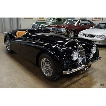 1954 Jaguar XK 120 for sale 101207107