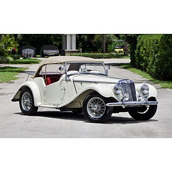 1954 MG TF for sale 101542110
