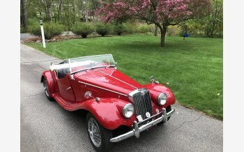 1954 MG TF for sale 101235628