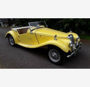 1954 MG TF for sale 101317118