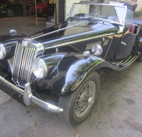 1954 MG TF for sale 101358124