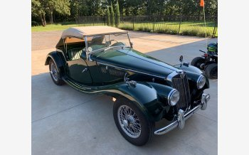 1954 MG TF for sale 101624250