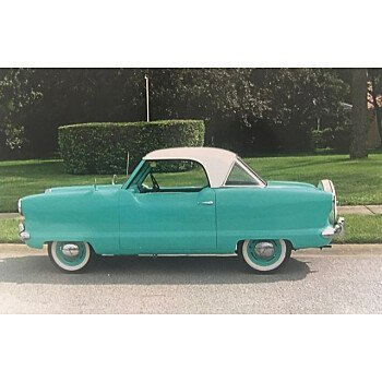 1954 Nash Metropolitan for sale 101443208