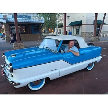 1954 Nash Metropolitan for sale 101502974