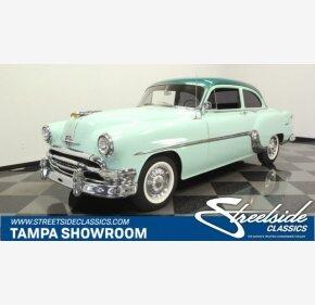 1954 Pontiac Chieftain for sale 101061252