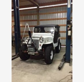 1954 Willys CJ-3B for sale 100838720