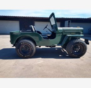1954 Willys Other Willys Models for sale 101387152