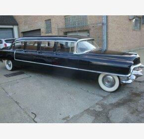 1955 Cadillac Fleetwood for sale 101404995