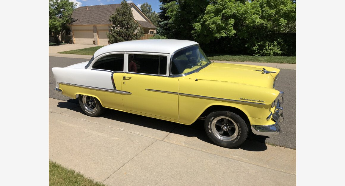 1955 Chevrolet 210 for sale 101001523