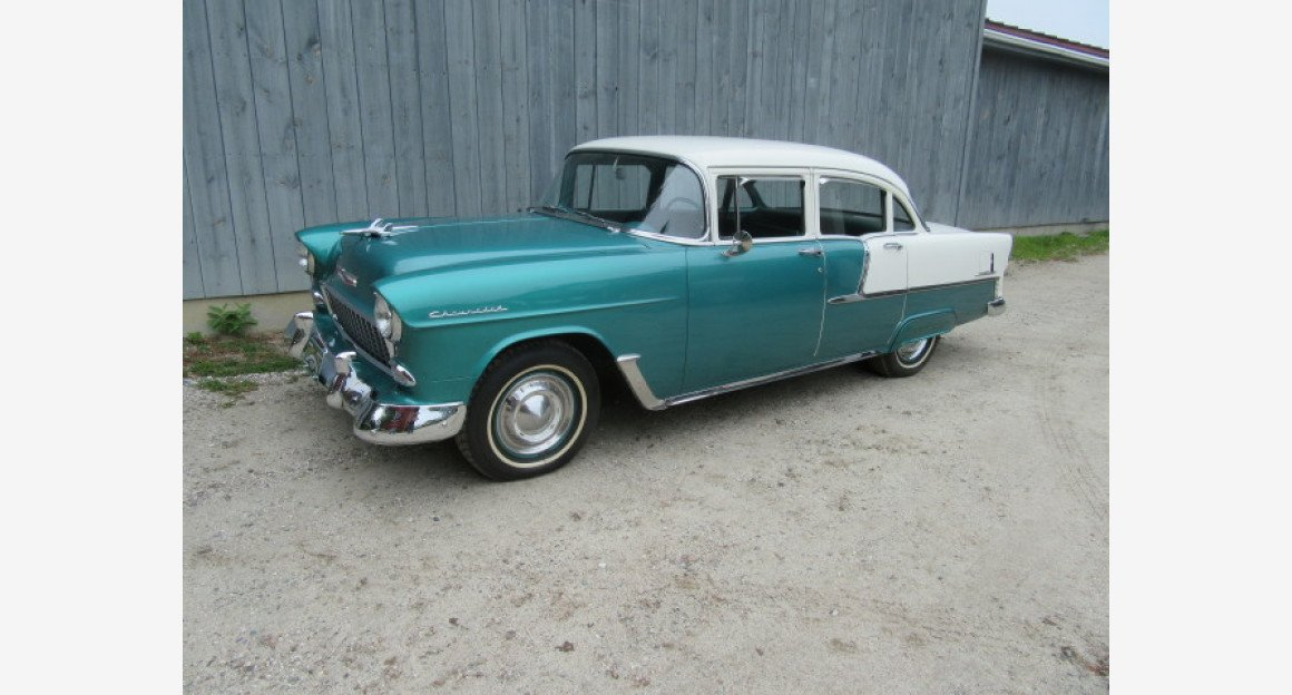 1955 Chevrolet 210 for sale 101009357
