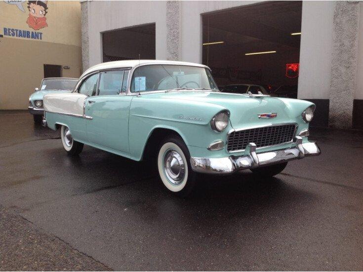 1955 Chevrolet 210 For Sale Near Portland Oregon 97202 Classics