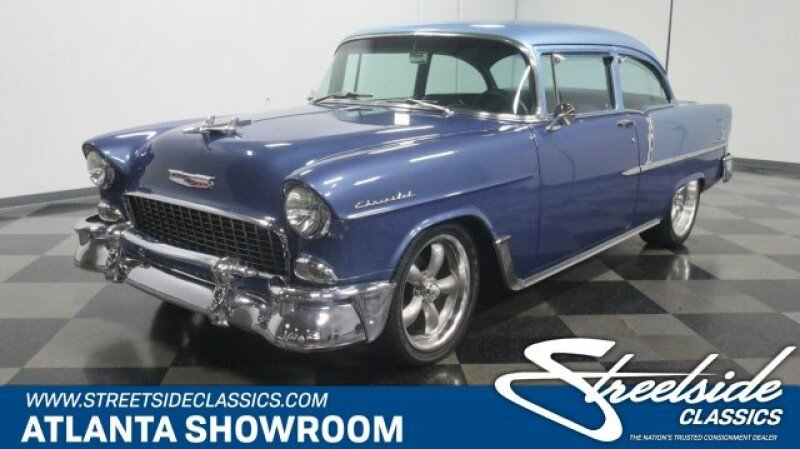 1955 Chevrolet 210 Classics For Sale Classics On Autotrader
