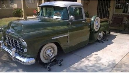 1955 Chevy Truck For Sale >> 1955 Chevrolet 3100 Classics For Sale Classics On Autotrader