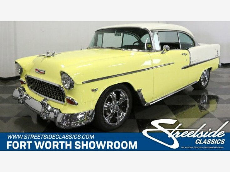 1955 Chevrolet Bel Air For Sale Near Fort Worth Texas 76137