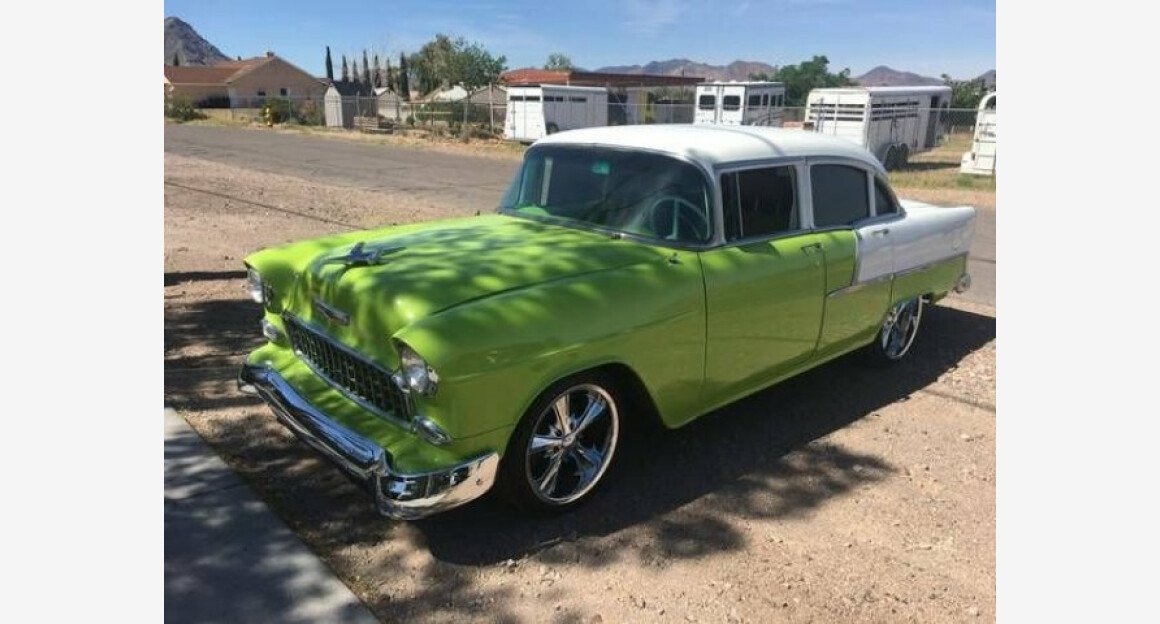 1955 Chevrolet Bel Air for sale 101039553