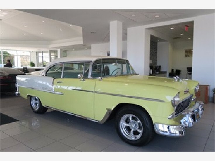 1955 Chevrolet Bel Air For Sale Near Chamblee Georgia 30341 Classics On Autotrader