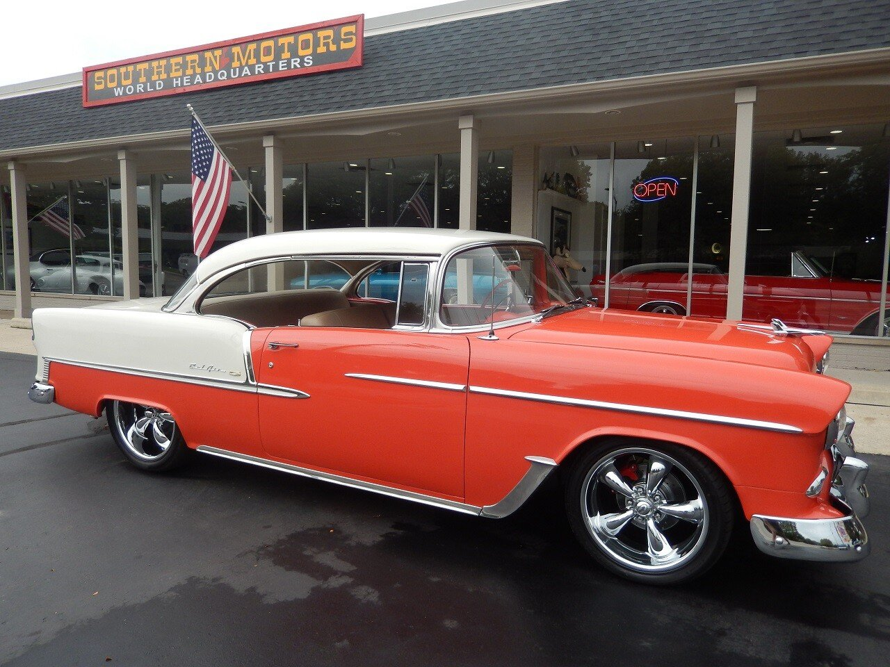 1955 Chevy Pro Street Trucks For Sale On 1957 Generator Wiring Chevrolet Bel Air