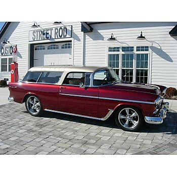 1955 Chevrolet Nomad for sale 100848840