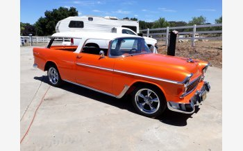 1955 Chevrolet Nomad for sale 101192937