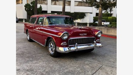 1955 Chevrolet Nomad for sale 101409870