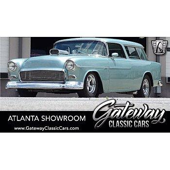 1955 Chevrolet Nomad for sale 101540110