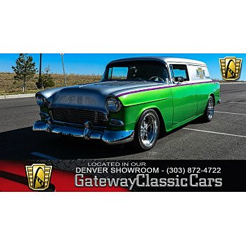 1955 Chevrolet Sedan Delivery for sale 101041843