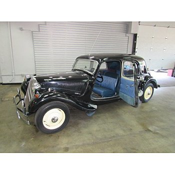 1955 Citroen Traction Avant for sale 101176616