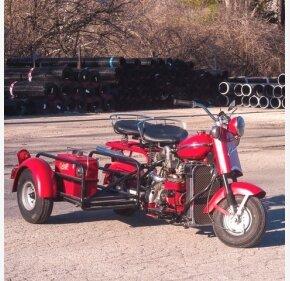1955 Cushman Eagle for sale 200901868