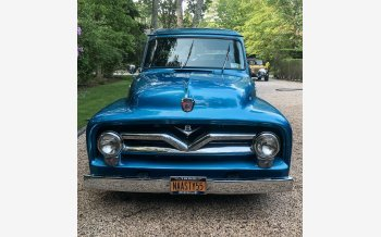 1955 Ford F100 2WD Regular Cab for sale 101266068