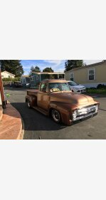 1955 Ford F100 2WD Regular Cab for sale 100868363