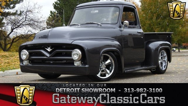 1955 Ford F100 Classics For Sale Classics On Autotrader