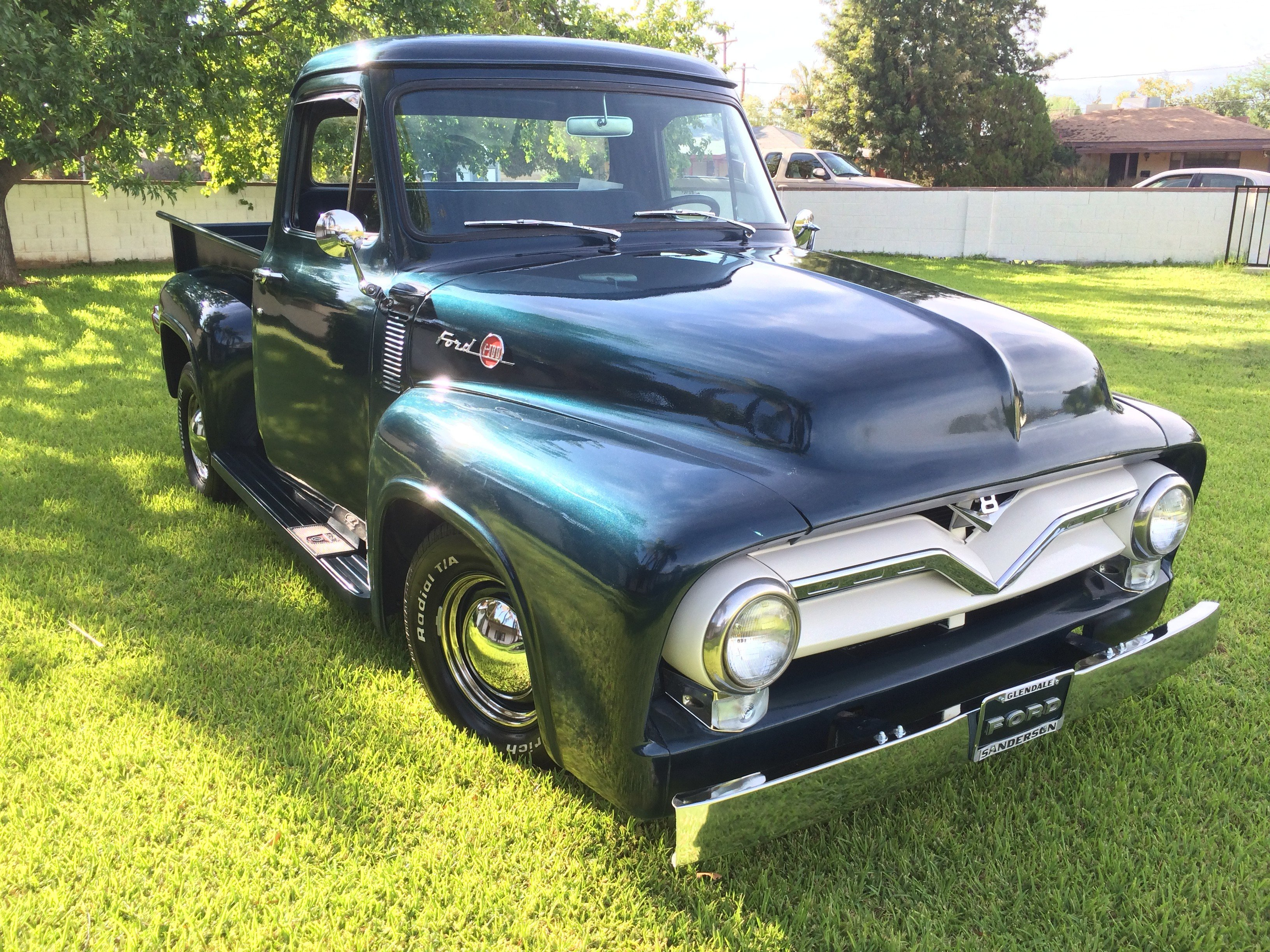 Ford F100 Classics For Sale On Autotrader 1955 Master Cylinder