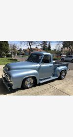 1955 Ford F100 2WD Regular Cab for sale 101128683