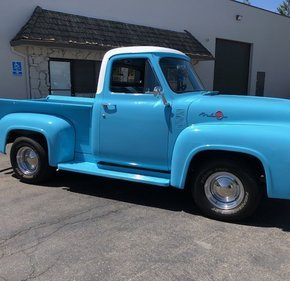 1955 Ford F100 2WD Regular Cab for sale 101132647