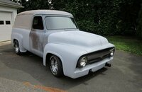 1955 Ford F100 2WD Regular Cab for sale 101163275