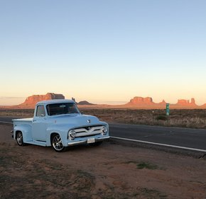 1955 Ford F100 2WD Regular Cab for sale 101173930