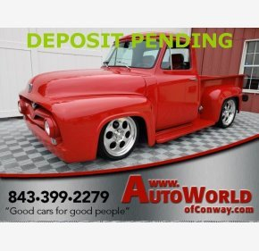 1955 Ford F100 for sale 101220548