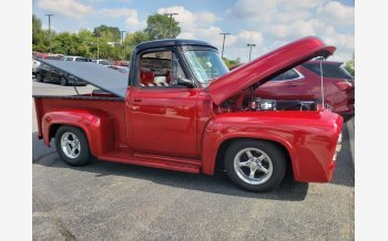 1955 Ford F100 2WD Regular Cab for sale 101247959