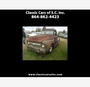1955 Ford F100 for sale 101280407