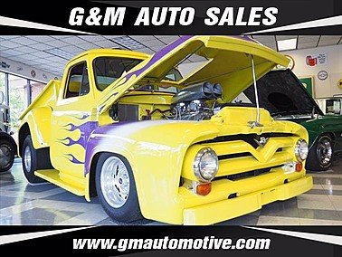 1955 Ford F100 for sale 101326635